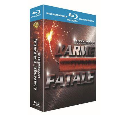 L'Arme Fatale 3 (Réédition coffret Blu-ray 2010)