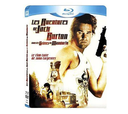 Les aventures de Jack Burton (John Carpenter, restauration B