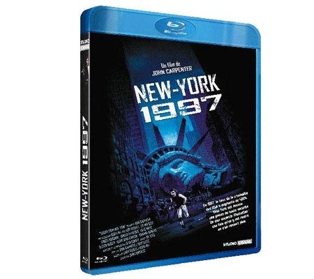 New-York 1997 (John Carpenter, restauration Blu-ray)