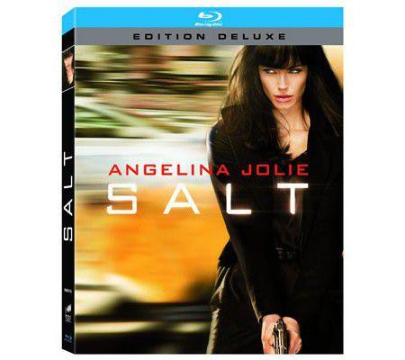 Salt  (Angelina Jolie - Edition DeLuxe/Blu-ray)