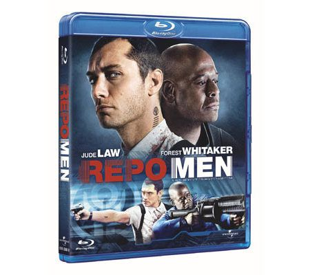 Repo Men (Jude Law/Forest Whitaker)