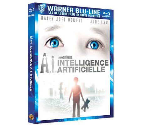 A.I. (Steven Spielberg - réédition 2011)