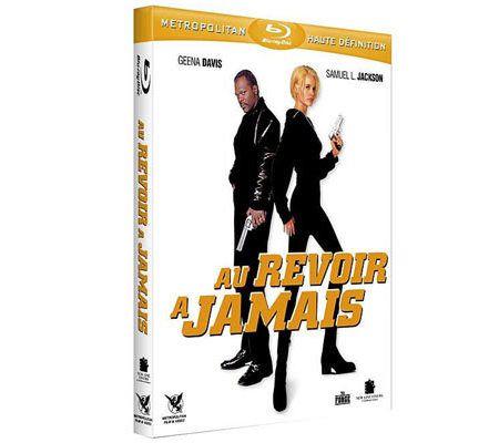 Au revoir à jamais (Davis/L.Jackson - réédition Blu-ray 2011