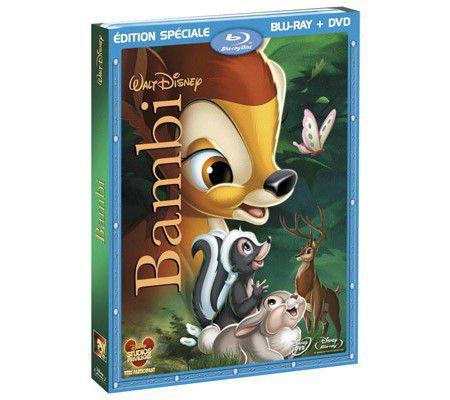 Bambi (Réédition Blu-ray 2011)