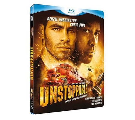 Unstoppable (Tony Scott - Denzel Washington)