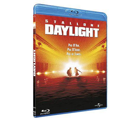 Daylight (Stallone - Réédition Blu-ray 2011)