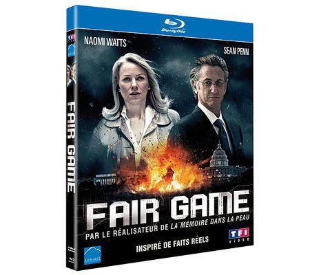 Fair Game (Tournage vidéo 4K)