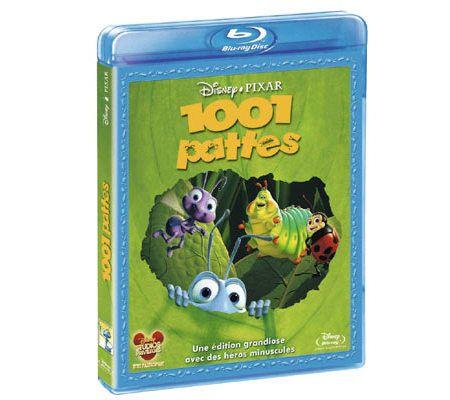 1001 pattes (réédition Blu-ray 2011)