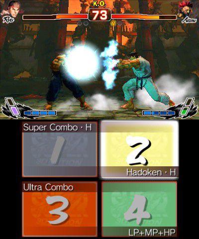 Super Street Fighter 4 3D Edition