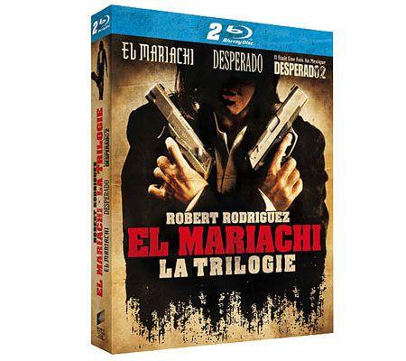 Desperado /El Mariachi (Réédition 2011 - Salma Hayek/Bandera