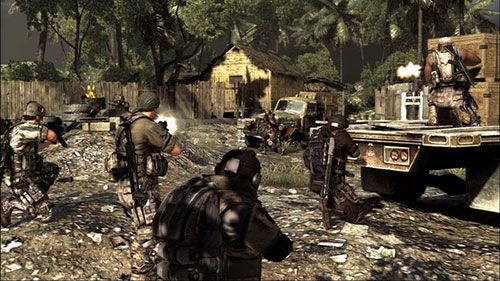 SOCOM 4 Special Forces