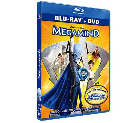 Megamind (Blu-ray 2D)