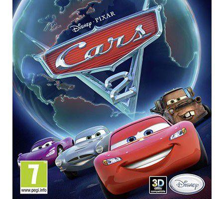 Cars 2 (jeu vidéo)