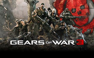 Gears of War 3 Team