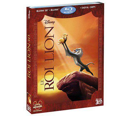 Le Roi Lion (3D)