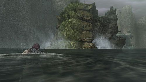 ICO Shadow of the Colossus HD