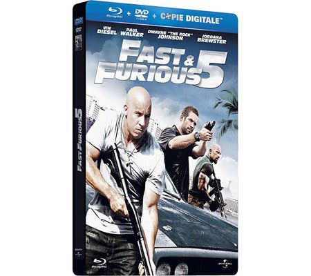Fast and Furious 5 (Fast Five)