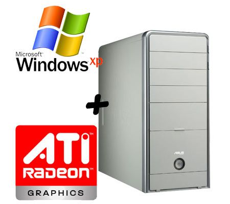 Office PC with XP and ATI