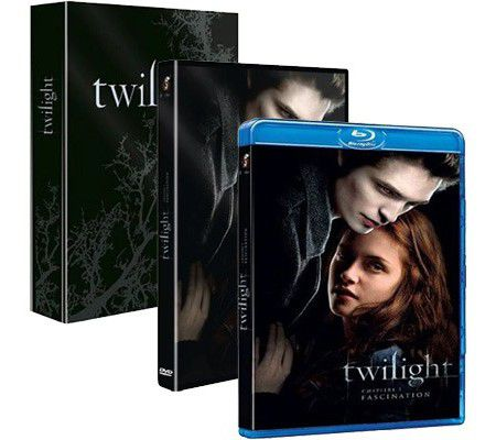 Twilight chapitre 1 Fascination