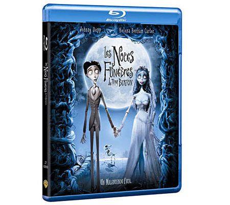 Les noces funèbres (édition Blu-ray)