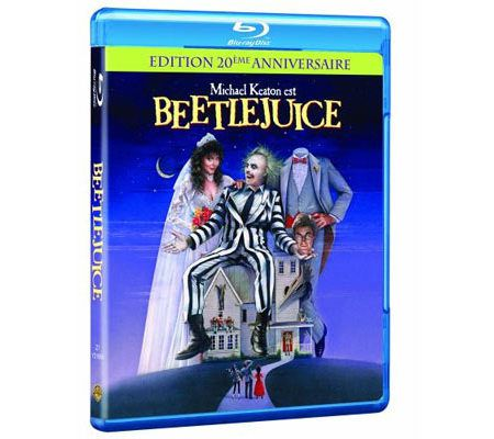Beetlejuice (réédition Blu-ray 2008)