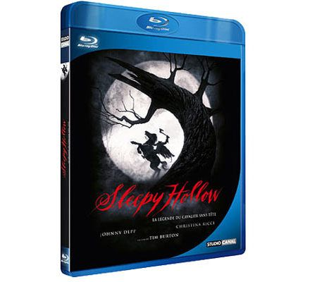 Sleepy Hollow (Réédition Blu-ray 2009)