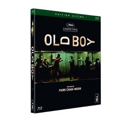 Old Boy (édition Blu-ray 2009 France)