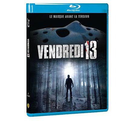 Vendredi 13 (Film 1981, réédition Blu-ray 2009)