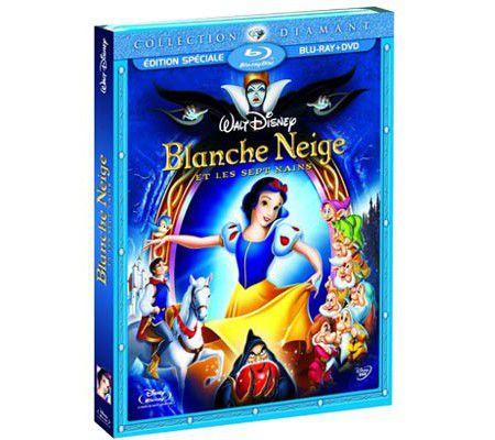 Blanche Neige (Remastering 4K - Blu-ray 2009)