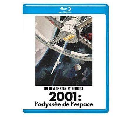 2001 (Edition Blu-ray 2007)