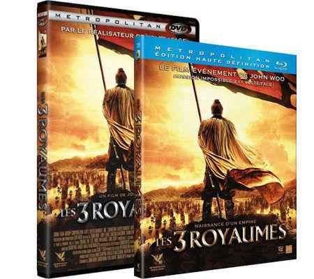 Les 3 royaumes (John Woo - 2009)