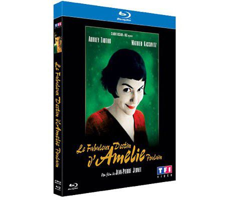Le fabuleux destin d'Amélie Poulain (Edition Blu-ray 2009)