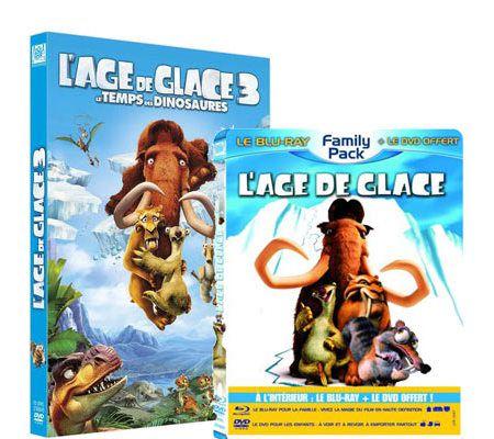 Âge de glace 3 (L') - Le temps des dinosaures
