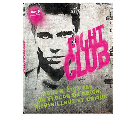 Fight Club (Restauration 4K, Blu-ray 2009)