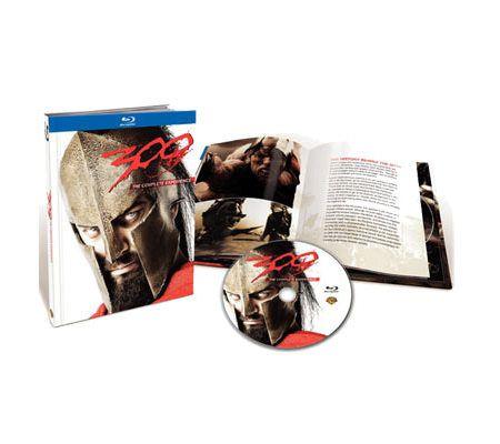 300 (Blu-ray, édition spéciale hyper interactivité - 2009)