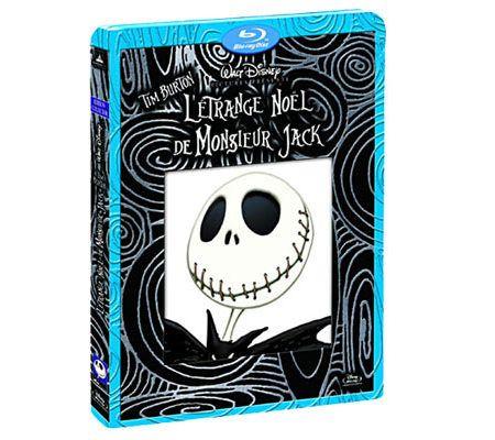 Etrange Noël de Monsieur Jack (L')(réédition Blu-ray)