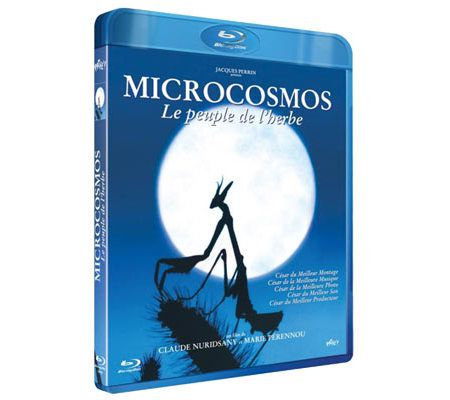 Microcosmos  (Edition HD - Blu-ray 2009)