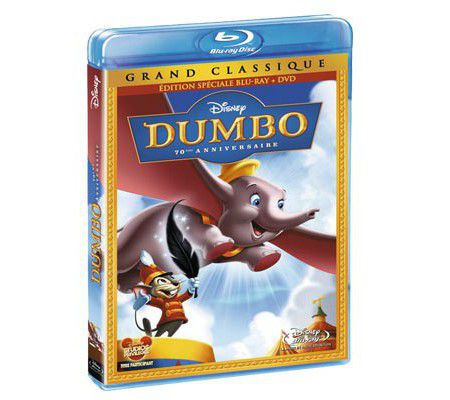 Dumbo (Restauration 2010 en 4K - Audio en 7.1)