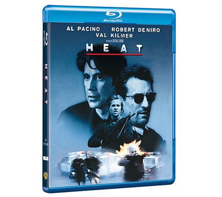 Heat (Remastering HD 2009 / Supervisé par Mann - Blu-ray)