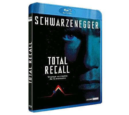 Total Recall (réédition Blu ray 2008)