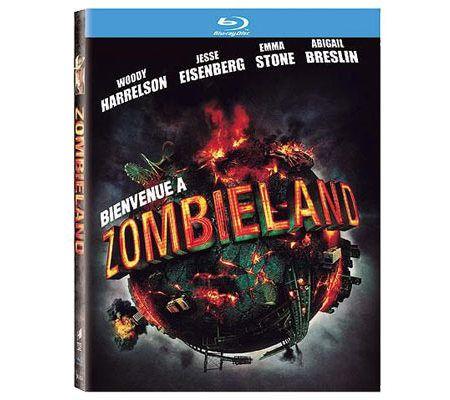 Bienvenue à Zombieland (tournage HD)