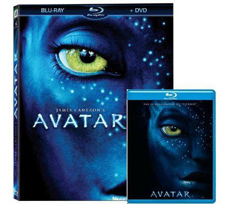 Avatar (Blu-ray et DVD)