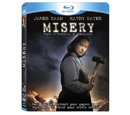 Misery (Stephen King - Blu-ray 2010)