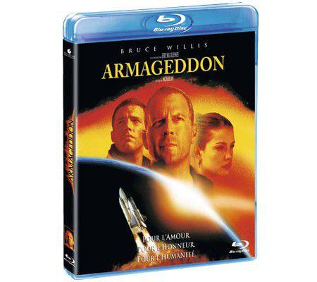 Armageddon (réédition Blu-ray 2010)
