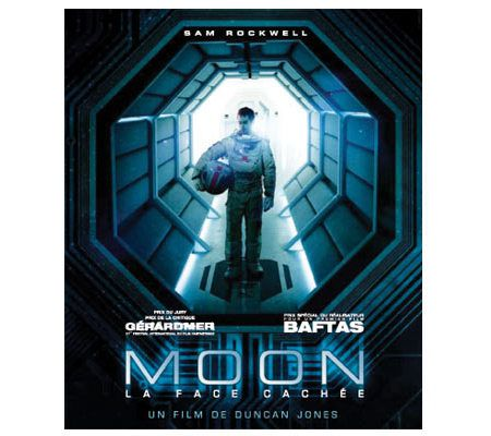 Moon (Sam Rockwell - Blu-ray)