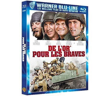 De l'or pour les braves (réédition Blu-ray 2010)