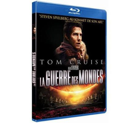 Guerre des Mondes (La) (Spielberg - Blu-ray 2010)
