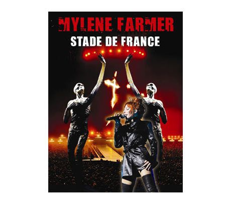 Mylene Farmer - Stade de France (Blu-ray)