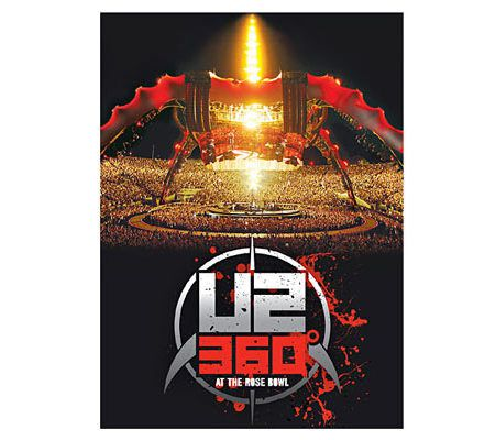 U2 - 360° at the Rose Bowl (Concert/Blu-ray)