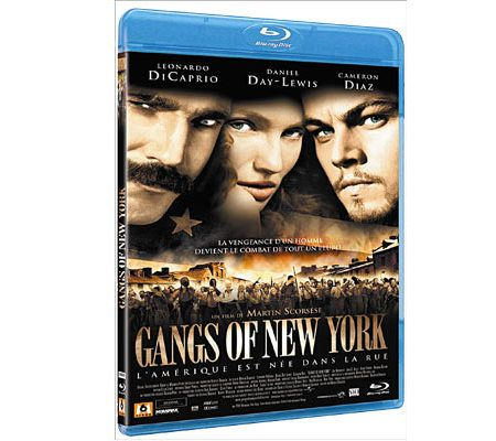 Gangs of New York (Scorsese - Blu-ray)
